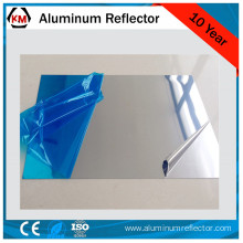 coated solar mirror aluminum reflector sheet for Lighting